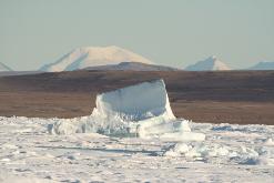 Antartica iceberg